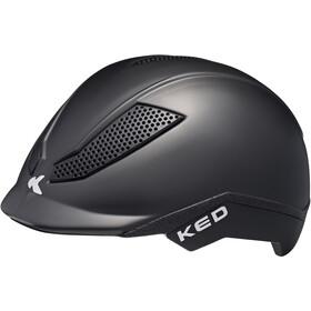 KED Pina Helmet Kinder black matt
